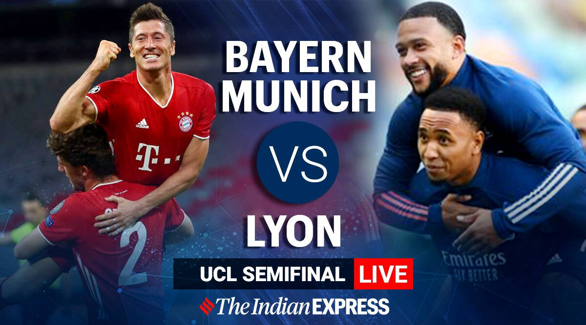 Uefa Champions League Bayern Munich Vs Lyon Highlights Bayern To Meet Psg In Final Sports News The Indian Express