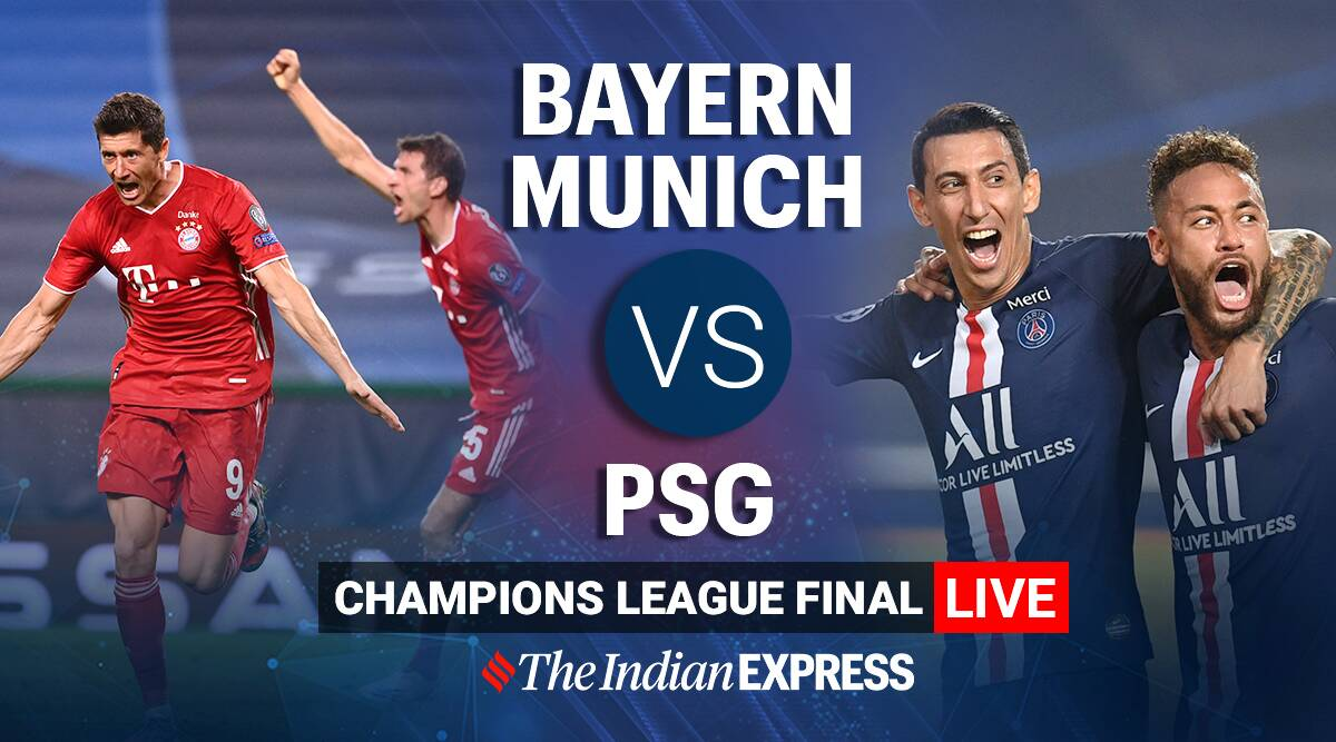 uefa champions league final highlights bayern win sixth title beat psg 1 0 sports news the indian express uefa champions league final highlights