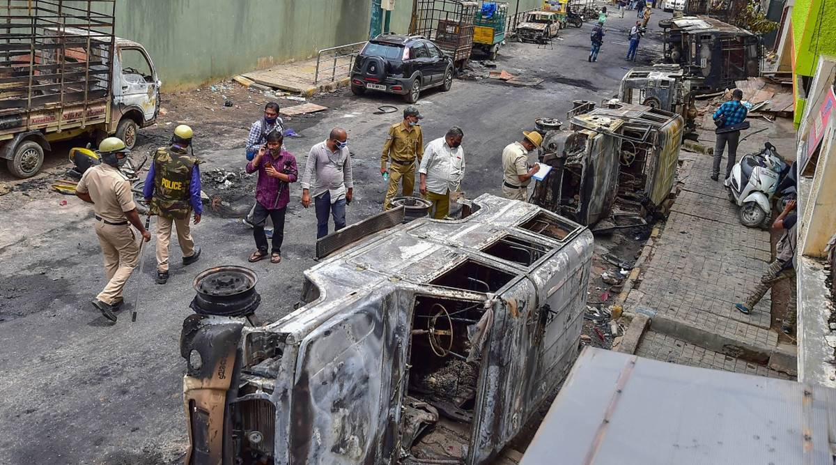 Bengaluru violence: To recover costs, govt to ask HC for claims ...