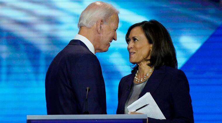 kamala harris, who is kamala harris, kamala harris profile, kamala harris news, kamala harris us election 2020, us elections 2020 candidates, us elections 2020 candidates list, joe biden kamala harris, joe biden kamala harris vice president