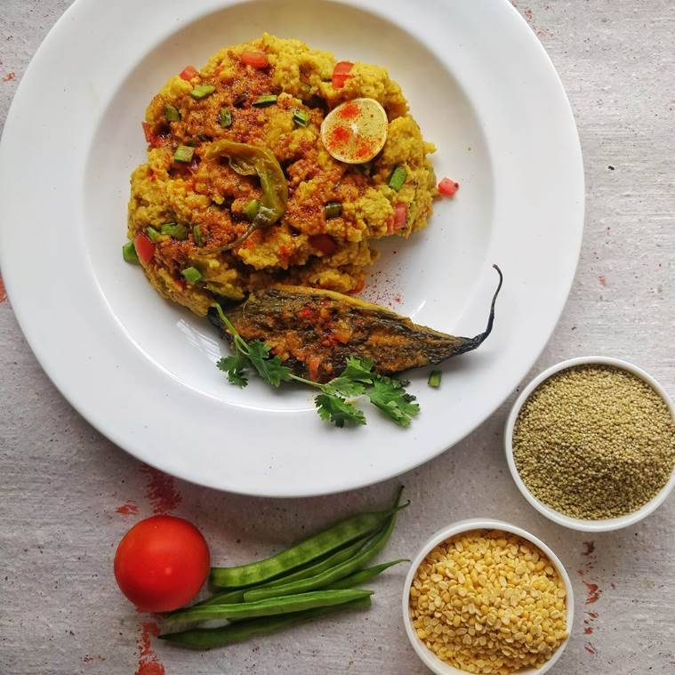 healthy eating, healthy recipes, millet recipes, healthy millet recipes, shalini rajani indian express, indian express news