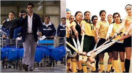 shah rukh khan film chak de india cast