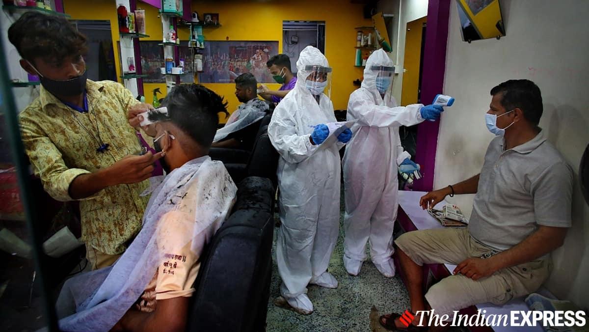 punjab coronavirus cases punjab covid-19 cases, punjab news, rising covid-19 cases in India, punjab news, indian express