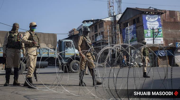 Jammu & Kashmir LIVE News Updates: Curfew imposed in Srinagar, parts of Valley ahead of first anniversary of Article 370 revocation