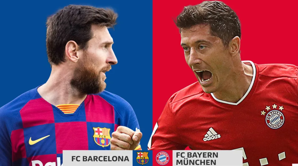 Uefa Champions League 2020 Barcelona Vs Bayern Munich Football Live Score Streaming How To Watch Live Telecast And Stream Online In India