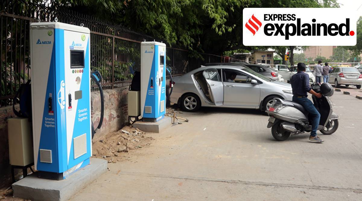 Explained How Delhi Hopes To Become The Electric Vehicle Capital Of India Explained News The Indian Express