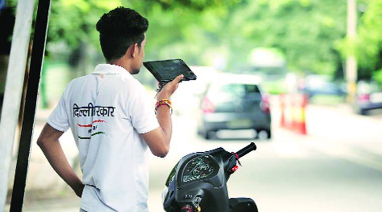 delhi door step delivery, delhi door step delivery challenges, delhi VFS Global staff layoff, VFS Global staff crisis, delhi government door step delivery, delhi city news