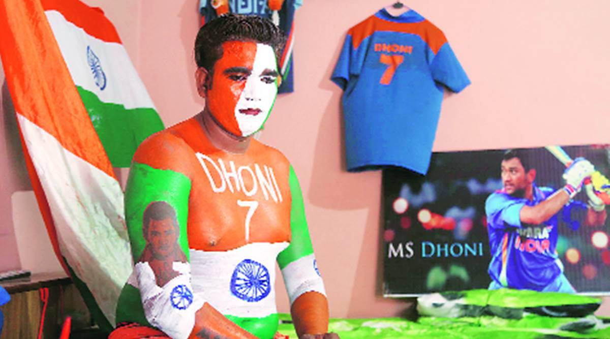 dhoni retirement, m s dhoni, m s dhoni retirement, captain cool, dhoni fans, m s dhoni fans, mohali news, chandigarh city news