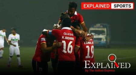 East Bengal Football Team, Indian Super League, East Bengal Quess Corp, East Bengal ISL, Indian Express