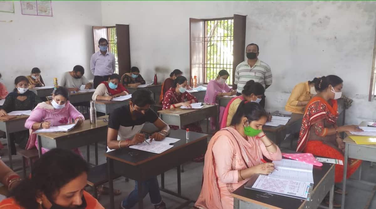 Visva-bharati university, West Bengal, pre-degree examinations, college examination, WB school education department, Patha Bhavana, Siksha Satra, Indian Express
