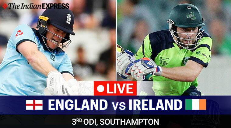 Ireland beat England in third ODI to avoid whitewash