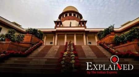 ews quota, sc on ews quota, ews quota explained, supreme court on ews quota, what is ews quota amendment, economically weaker sections, indian express