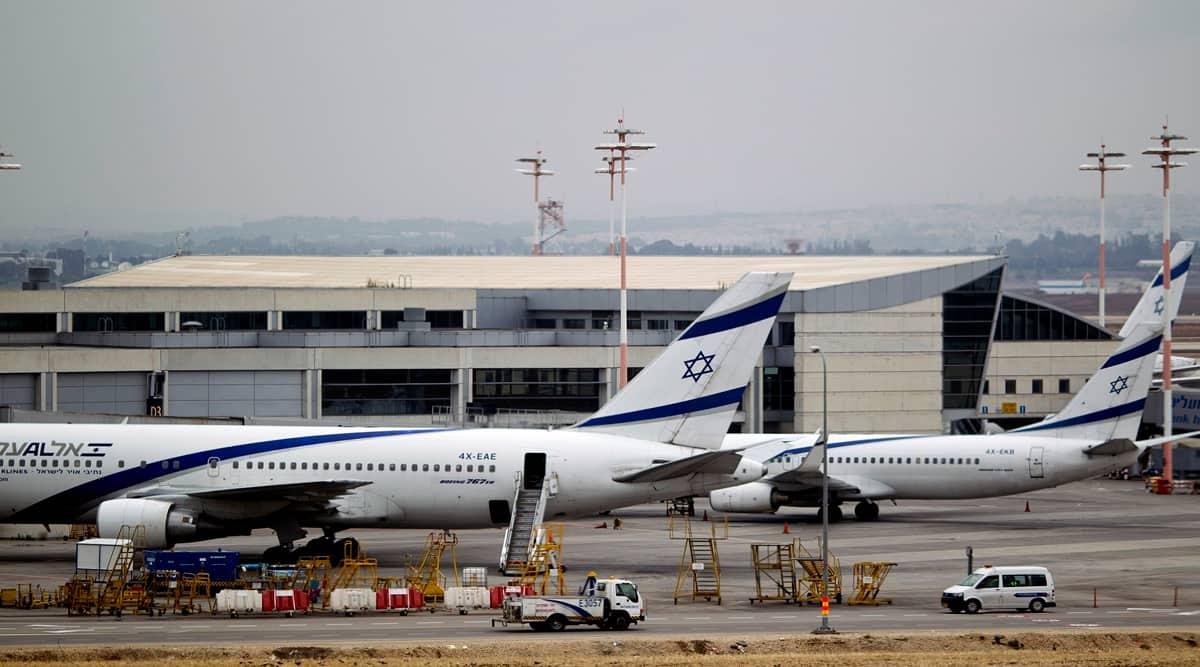 Israel, UAE, El Al Flight, Commercial Flight, Israel Flight