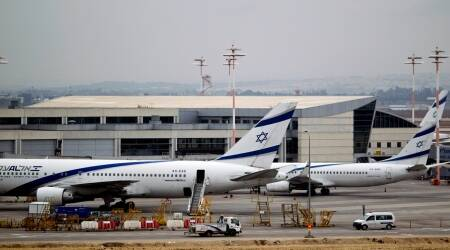 Israel, UAE, El Al Flight, Commercial Flight, Israel Flight