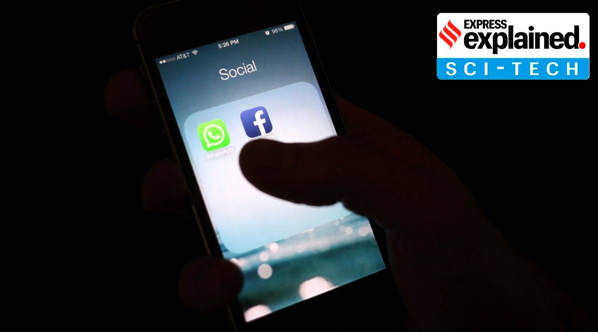 Facebook, Apple, Apple iOS 14 software update, Facebook business model, Facebook on iOS devices, Indian Express