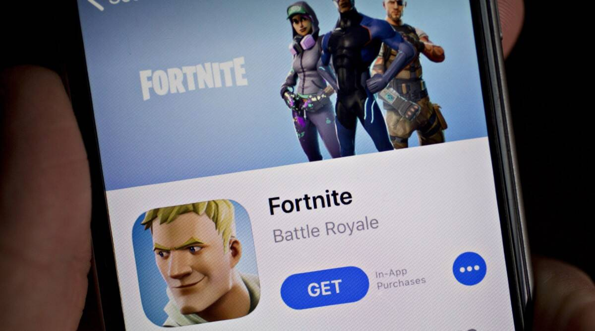 Apple Blocks Epic S App Store Updates After Fortnite Fee Clash Technology News The Indian Express Fortnite players react to lawsuit. apple blocks epic s app store updates