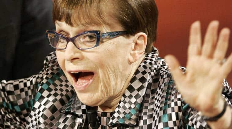 Italian actor Franca Valeri died