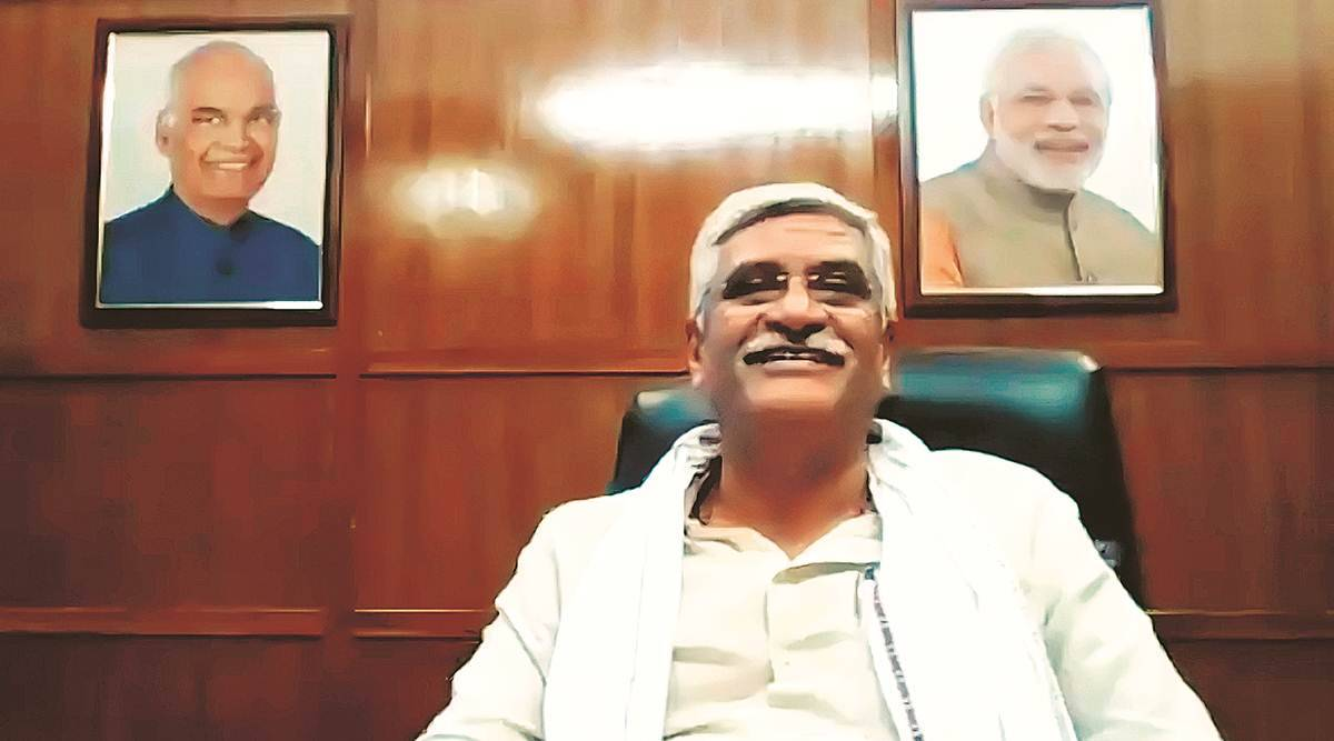 Gajendra Singh Shekhawat: 'Despite Covid, no funds crunch for Jal Jeevan... Will meet 2024 target by all means'