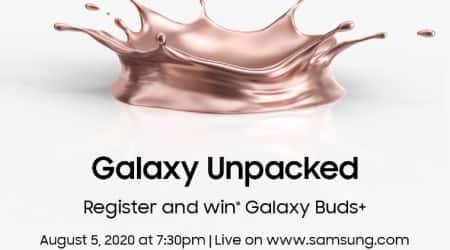 samsung unpacked 2020, galaxy unpacked 2020, galaxy note 20, galaxy fold 2, galaxy buds live, galaxy watch 3, samsung