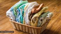 Making the switch from disposable to eco-friendly reusable cloth diapers