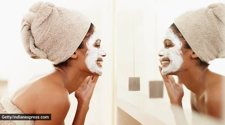 monsoon skincare, DIY skin care, DIY face packs, curd for skincare, indian express, indian express news