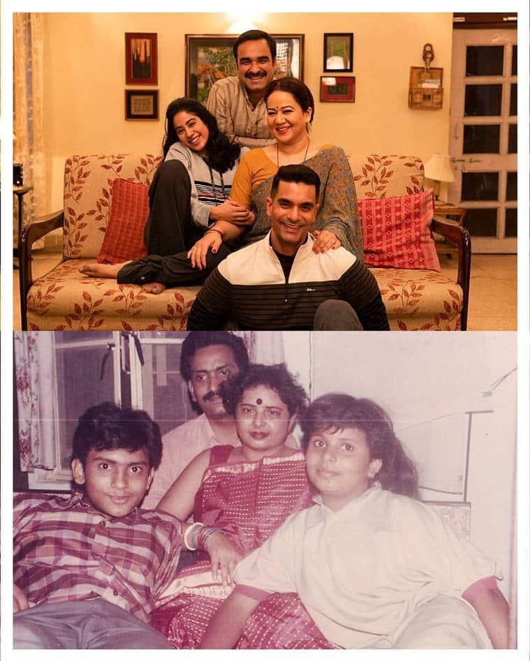 Ayesha Raza Mishra in Gunjan Saxena The Kargil War