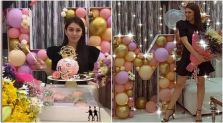 hansika motwani birthday photos