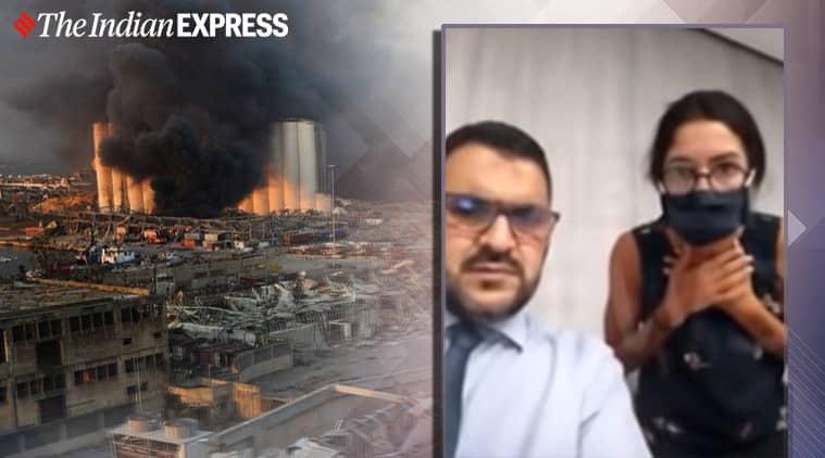 beirut explosion, beirut explosion news, beirut explosion today news, beirut explosion latest news, lebanon beirut explosion