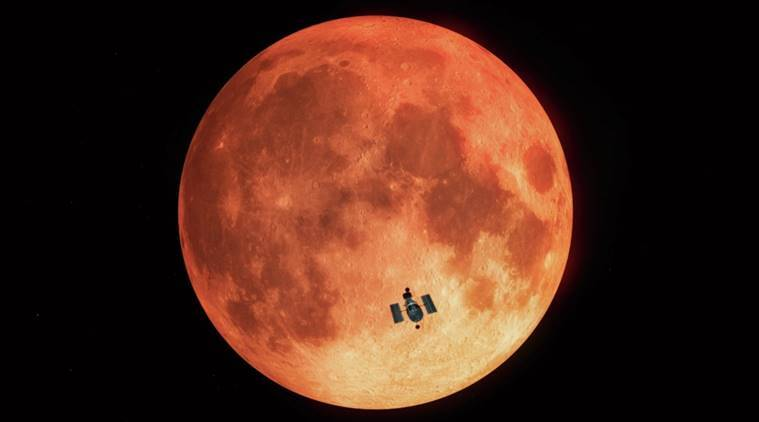total lunar eclipse, hubble space telescope, nasa hubble telescope findings, exoplanets, alien life, ozone layer, exoplanet ozone layer