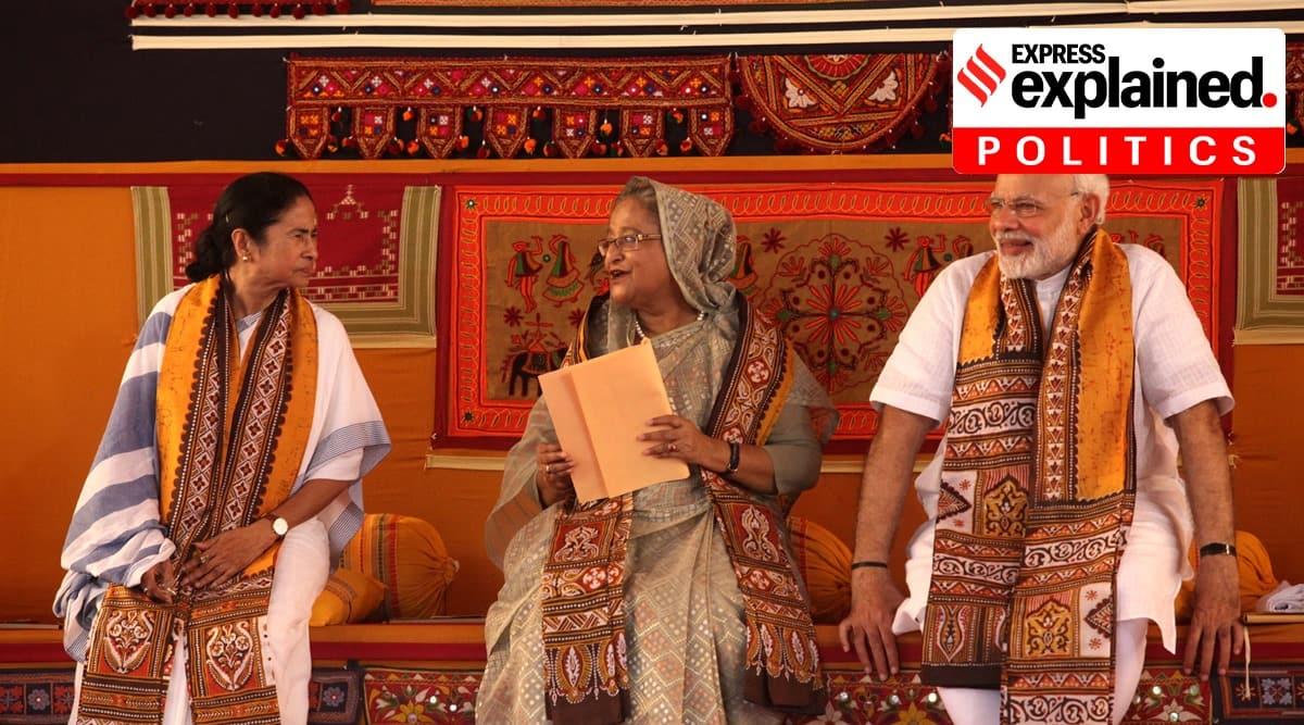 India Bangaldesh relations, India Bangladesh Teesta, Teesta river project, Teesta river project Bangladesh China, Express Explained, Indian Express