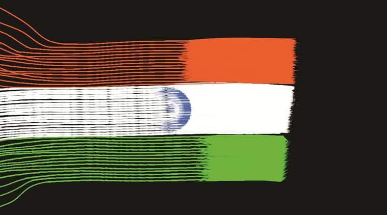 India Independence day, Independence day 2020, Independence day 2020 coronavirus, India freedom struggle, Quit India movement Mahatma Gandhi, Ram Temple construction Ayodhya, venkaiah naidu, Indian express