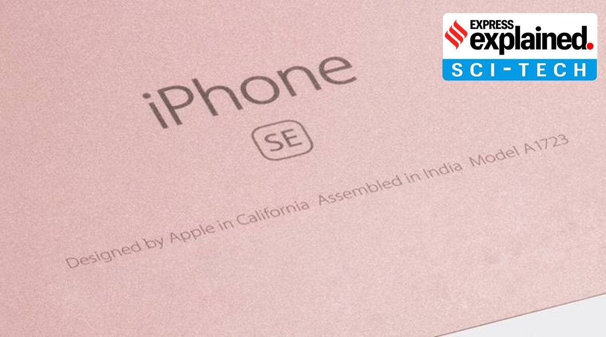 apple, apple iphone, iphone manufacturing in india, iphone india prices, iphone india, india apple iphone prices, iphone make in india, indian express