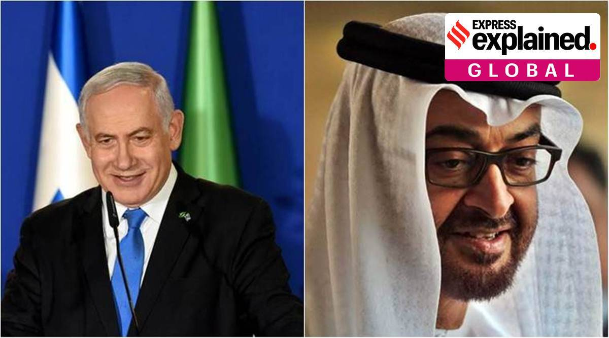 Abraham Accord, Donald Trump, Benjamin Netanyahu, Middle East, Israel and the United Arab Emirates, Hanan Ashrawi, Hamas, indian express, express explained