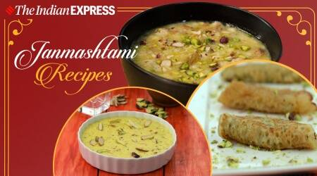 janmashtami recipes, easy recipes, indianexpress.com, indianexpress, sweet recipes, krishna janmashtami recipes, gokulashtami recipes,