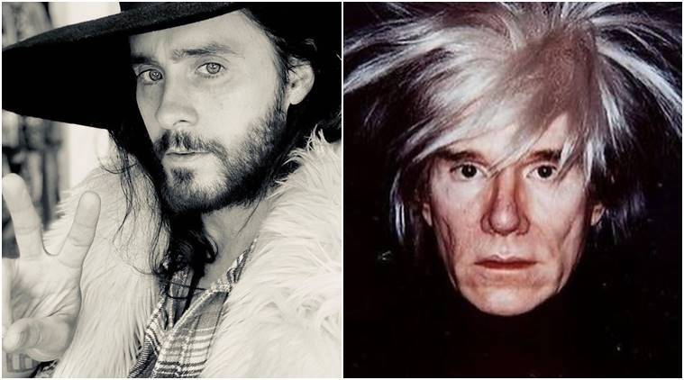 Jared Leto in Andy Warhol biopic