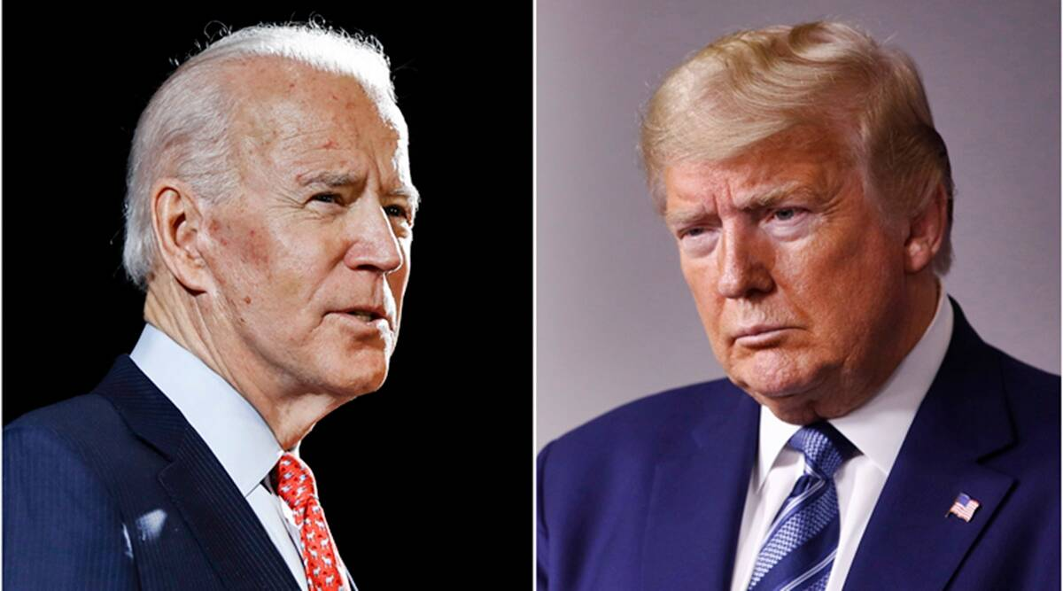 Donald trump, Joe Biden, US elections 2020, US presidential elections, Trump-Biden news, world news