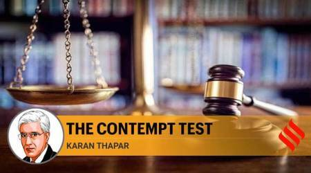 surpeme court, surpeme court contempt case, prashant bhushan, prashant bhushan sc notice, what is Contempt Act, prashant bhushan contempt notice, Contempt Act challenged Prashant Bhushan, indian express news
