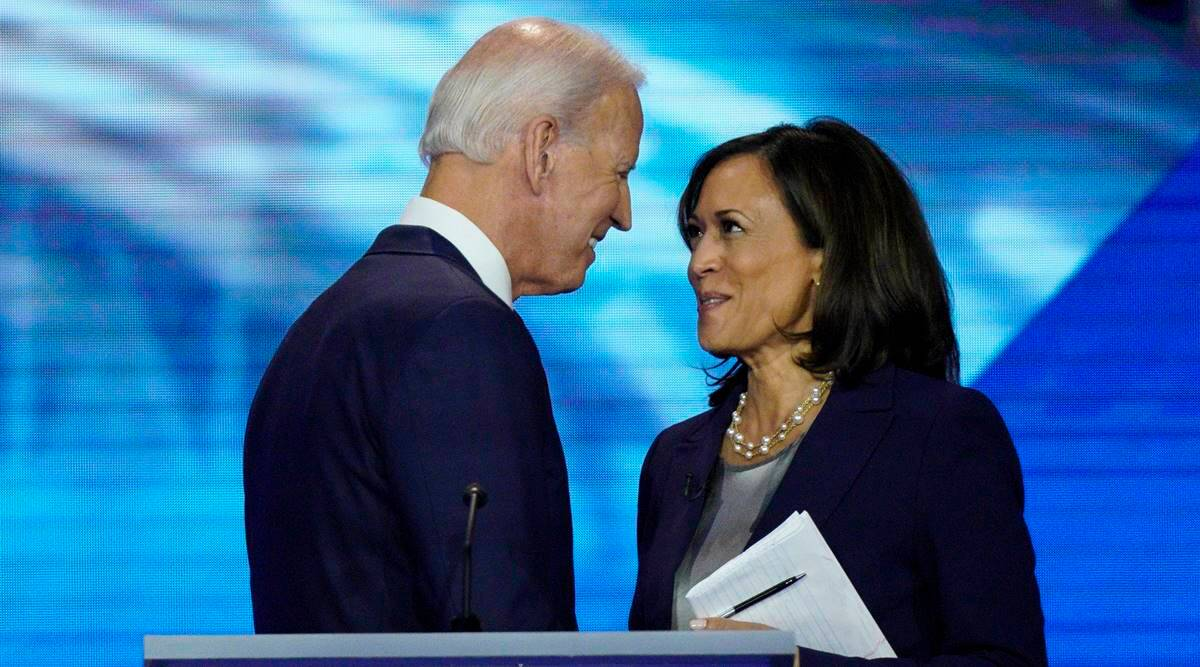 'Oh My God.': Biden video shows Kamala Harris Accepting to be his running mate