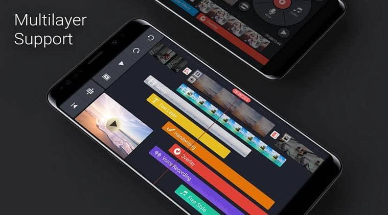 PowerDirector, Quik, VSCO, KineMaster, inShot, video editing apps, ios video editing apps, android video editing apps, best smartphone editing apps