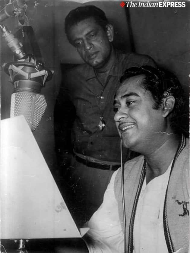 kishore kumar and satyajit ray