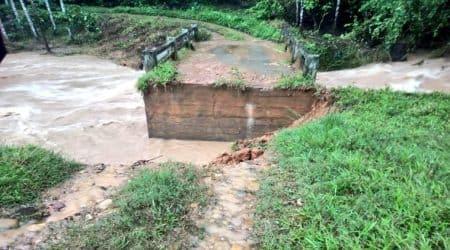 Kodagu, Rain, Karnataka, Flood