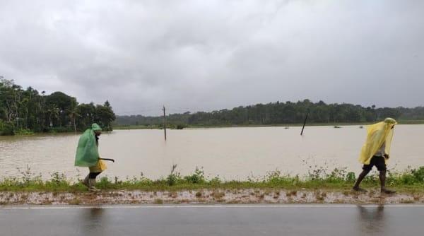 Kodagu, Kodagu Rain, Red Alert, Karnataka Rain