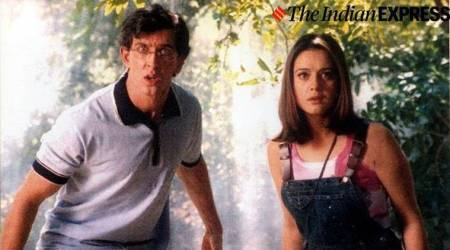 Hrithik Roshan and Preity Zinta on 17 years of Koi Mil Gaya