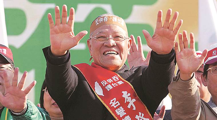 Amid China tension, India hails Taiwan's late 'Mr Democracy'