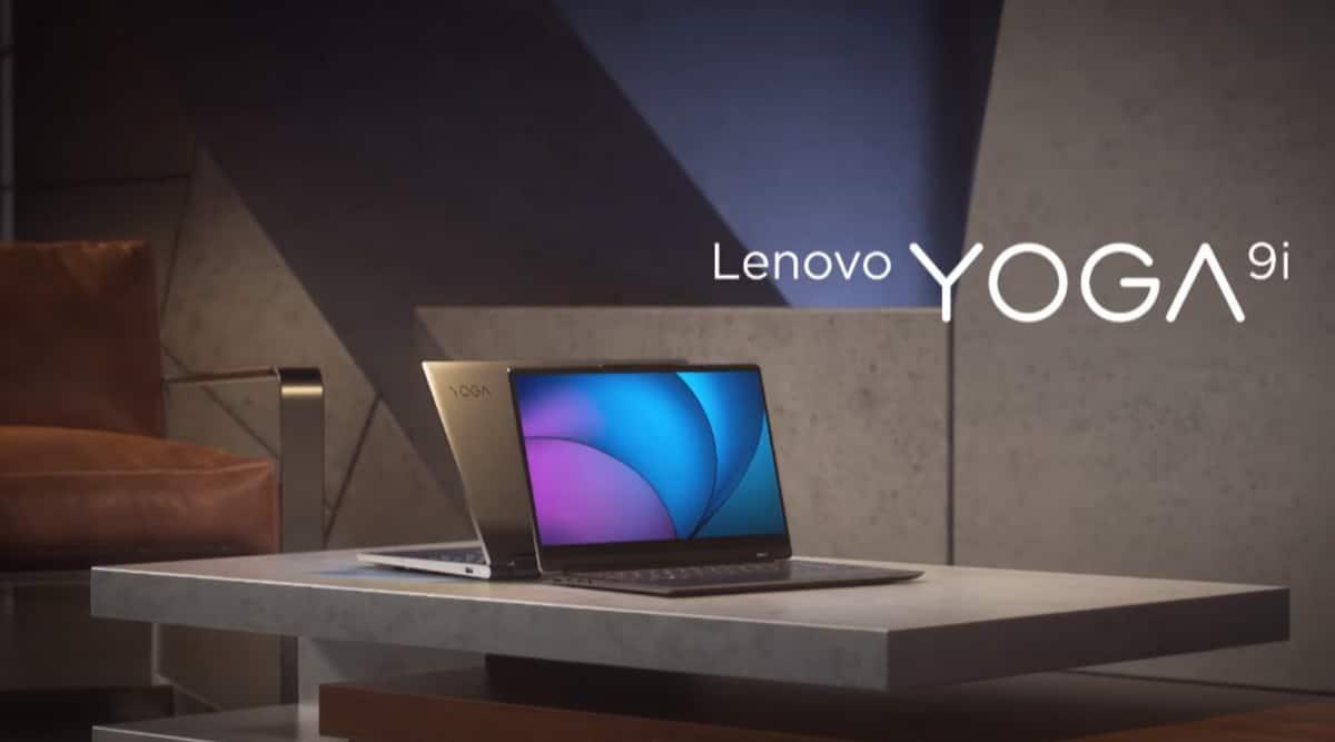 lenovo Yoga 9i, Yoga Slim 9i, Intel Evo platform, Intel 11th core processors, Lenovo tab 11 pro, Lenovo Smart Clock Essential