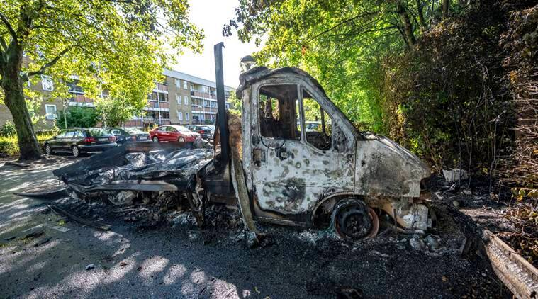 Malmo, Malmo riots, Sweden riots