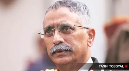 3-day visit to Eastern Command: Army chief reviews security situation in Northeast; meets Nagaland Governor and CM