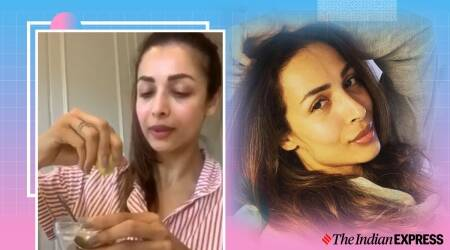 acne breakouts, home remedies for acne, indianexpress.com, indianexpress, malaika arora, tips, skincare tips,