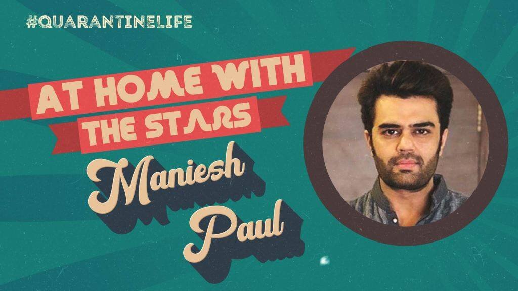 Maniesh Paul gives tips on how to become a good host