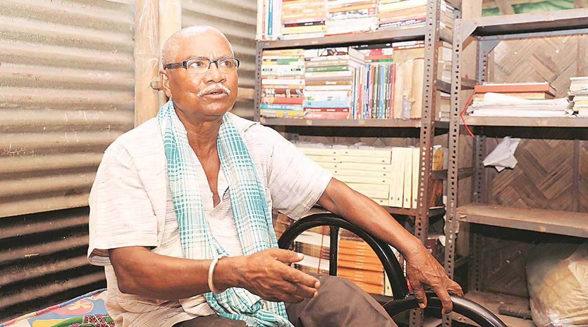 After rickshaw-puller, writer, Byapari gears up for new role